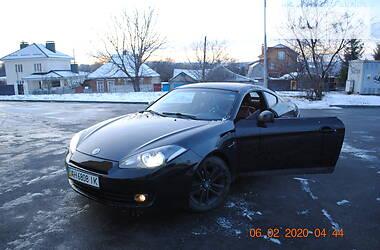 Hyundai Tiburon 2008 в Харькове