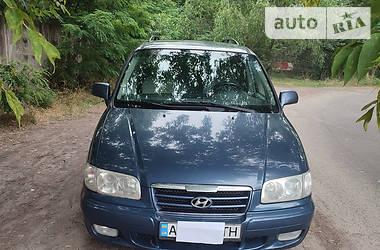 Минивэн Hyundai Trajet 2007 в Вышгороде
