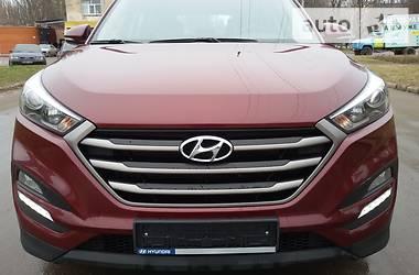 Hyundai Tucson 4WD-STYLE 2017