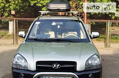 Hyundai Tucson 2007 в Луцке