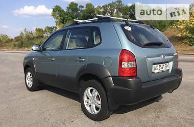 Hyundai Tucson 2009 в Харькове