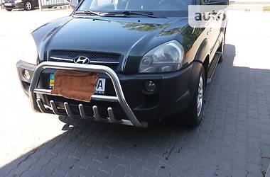 Hyundai Tucson 2007 в Черновцах