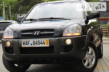 Hyundai Tucson 2005 в Дрогобыче