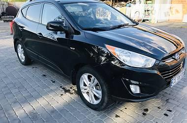 Hyundai Tucson 2011 в Новоселице