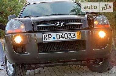 Hyundai Tucson 2006 в Дрогобыче