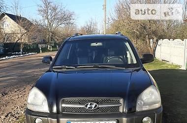 Hyundai Tucson 2006 в Харькове