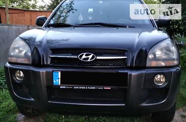 Hyundai Tucson 2004 в Виннице