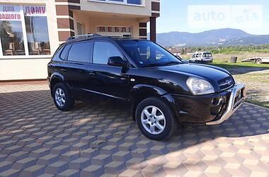 Hyundai Tucson 2005 в Тячеве