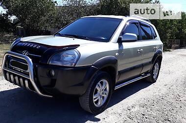 Hyundai Tucson 2007 в Геническе