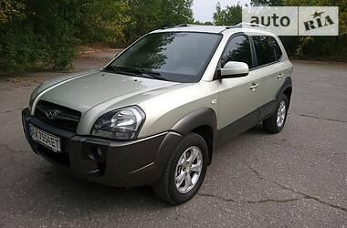 Hyundai Tucson 2008 в Харькове