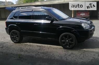Hyundai Tucson 2008 в Сумах