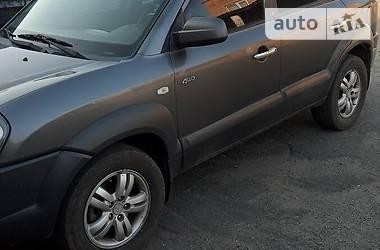 Hyundai Tucson 2008 в Знаменке
