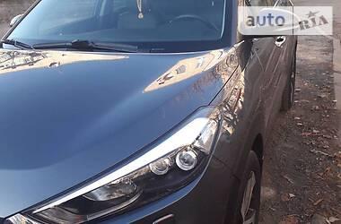 Hyundai Tucson 2016 в Лисичанске
