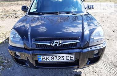 Hyundai Tucson 2010 в Владимирце