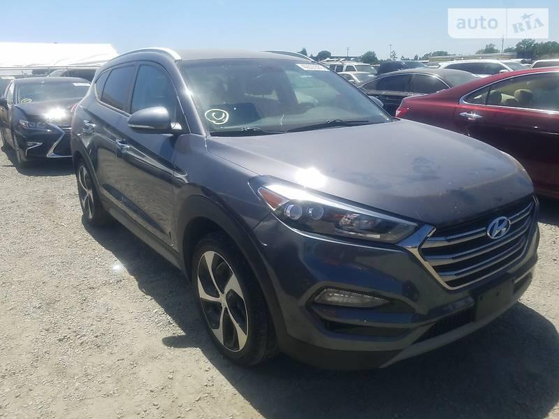 Внедорожник / Кроссовер Hyundai Tucson 2018 в Киеве