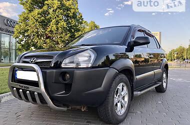 Внедорожник / Кроссовер Hyundai Tucson 2008 в Харькове
