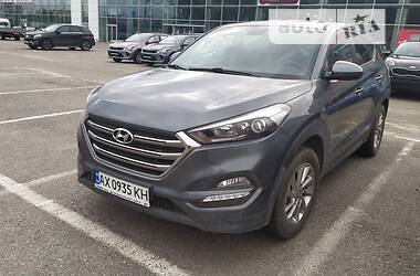 Внедорожник / Кроссовер Hyundai Tucson 2018 в Харькове