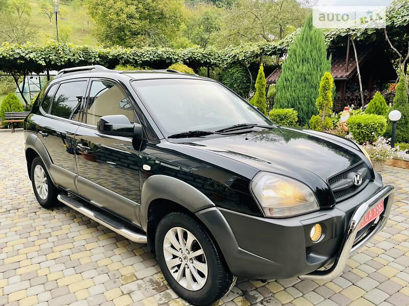 Hyundai Tucson 2.0 CRDI AVTOMAT
