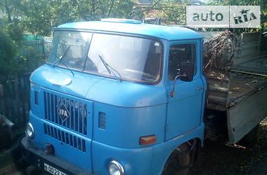 IFA (ИФА) B-50 1978 в Старой Синяве