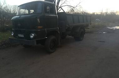 IFA (ИФА) B-50 1970 в Великом Березном