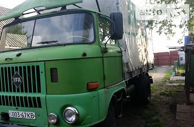 IFA (ИФА) W50 1990 в Киеве