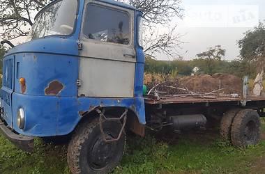 IFA (ИФА) W50 1988 в Тернополе