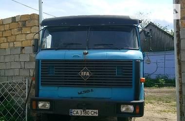 IFA (ИФА) W50 1976 в Братском
