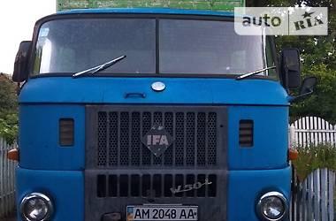 IFA (ИФА) W50 1965 в Житомире