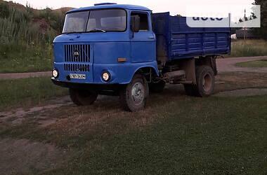 IFA (ИФА) W50 1973 в Черновцах