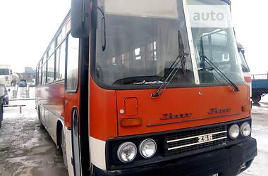 Ikarus 256 1990 в Тернополе