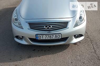 Седан Infiniti G25 2012 в Каховке
