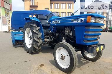 Iseki TS2202 1998 в Луцке