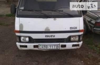 Isuzu Midi груз. 1991 в Ивано-Франковске