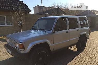 Isuzu Trooper 1988 в Сумах
