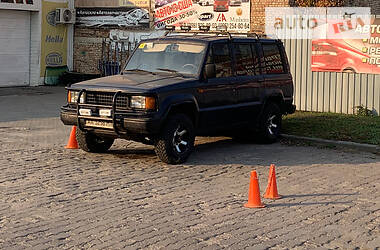 Isuzu Trooper 1988 в Ровно