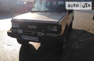 Isuzu Trooper 1986 в Луцке