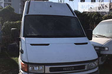 Фургон Iveco 35C13 2000 в Ивано-Франковске