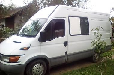Iveco 35S13 2000 в Жидачове