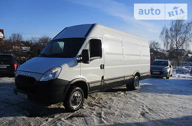Iveco Daily груз. 50C17 SPARKA 2013