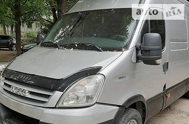 Iveco Daily груз. 2009 в Днепре