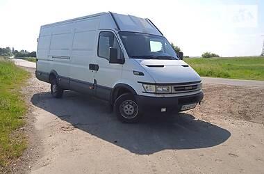Микроавтобус грузовой (до 3,5т) Iveco Daily груз. 2005 в Львове
