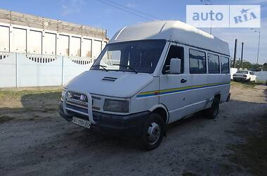 Iveco Daily пасс. 1998 в Дубно