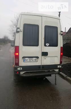 Мікроавтобус (від 10 до 22 пас.) Iveco Daily пасс. 2000 в Миколаєві