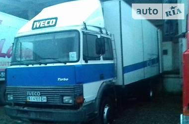 Iveco EuroCargo 1989 в Ивано-Франковске