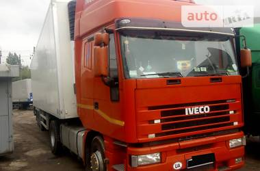 Iveco EuroStar 2000 в Львове