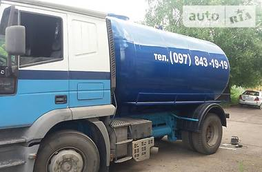 Iveco EuroTech 2000 в Днепре