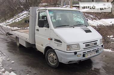 Iveco TurboDaily груз. 1998 в Ровно