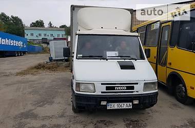 Iveco TurboDaily груз. 2002 в Киеве