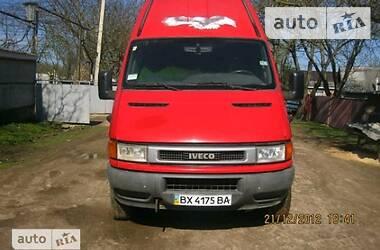 Iveco TurboDaily груз. 2004 в Виньковцах
