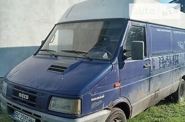 Микроавтобус грузовой (до 3,5т) Iveco TurboDaily груз. 1999 в Львове